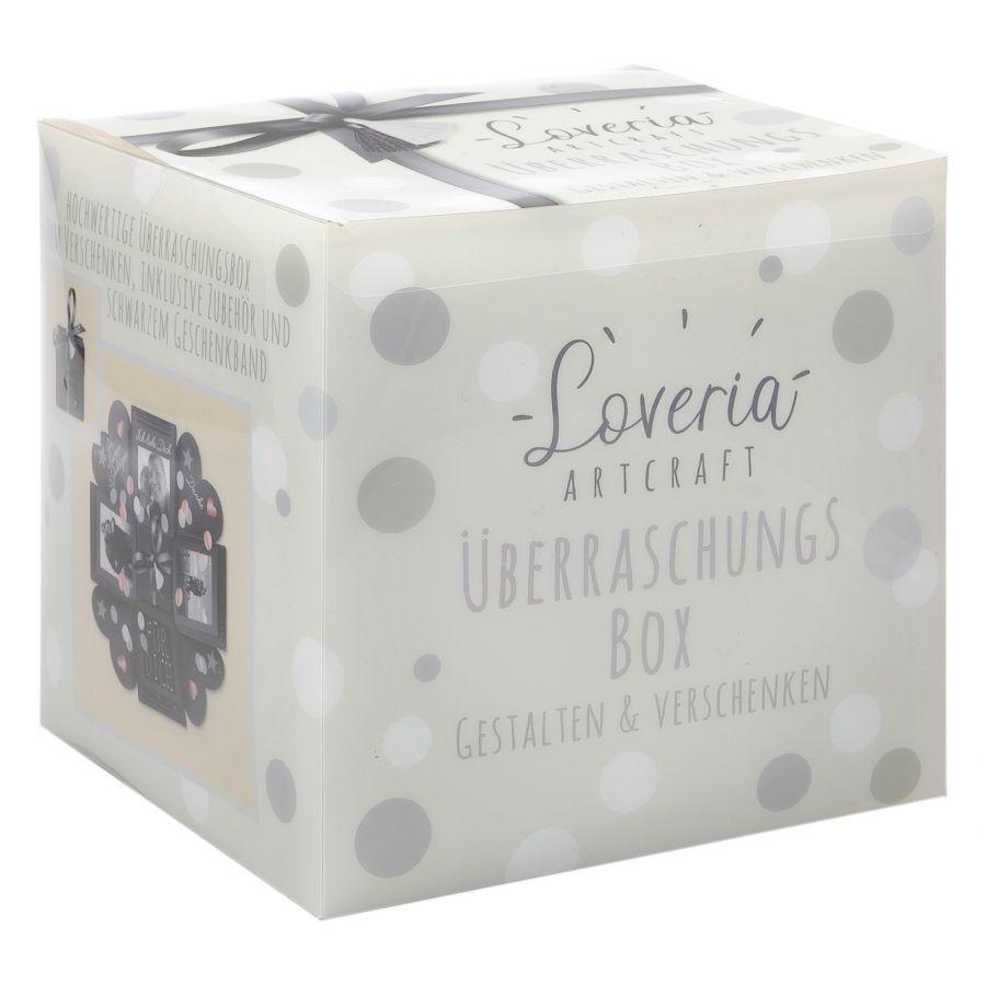 Loveria Überraschungsbox schwarz