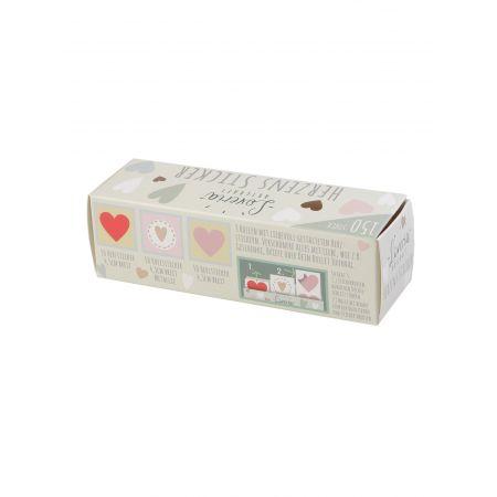 Loveria Sticker Set 150 Herzen