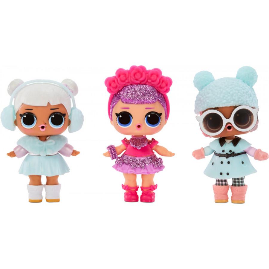 L.O.L. Surprise Winter Chill Confetti Doll