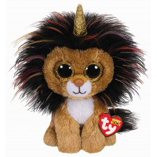 TY RAMSEY LION W/HORN - BOO MED