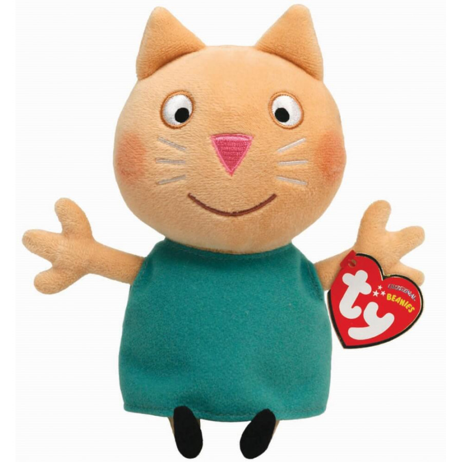 TY CANDY CAT - PEPPA PIG