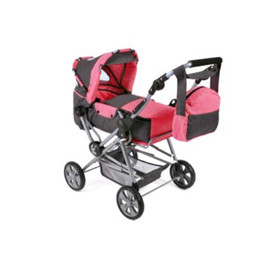 Kombi-Puppenwagen ROAD STAR