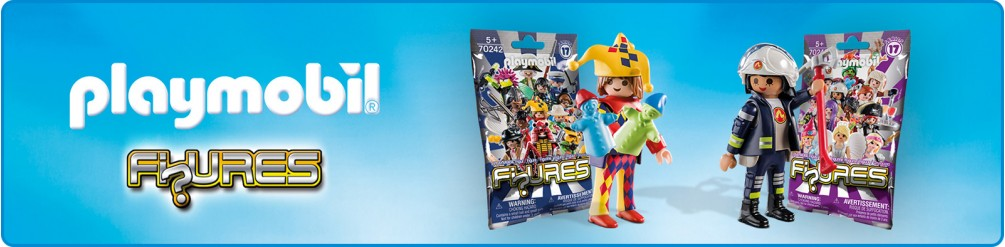 PLAYMOBIL® Figures