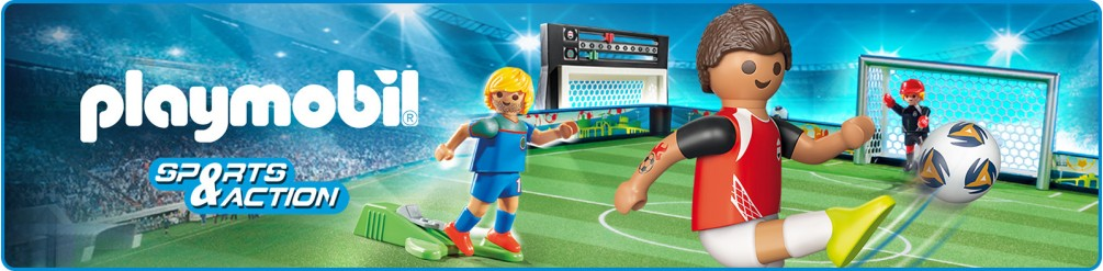 PLAYMOBIL® Sports und Action